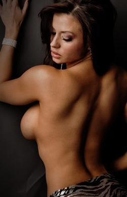 Candice michelle naked having