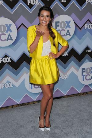 Lea Michele 2013 Winter TCA FOAll-Star Party, Pasadena - January 8, 2013