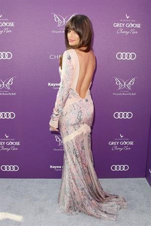 Lea Michele - 11th Annual Chrysalis Butterfly Ball in Los Angeles, California, USA - June 9, 2012