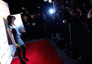 Ashley Greene Maxims December issue celebration in New York City