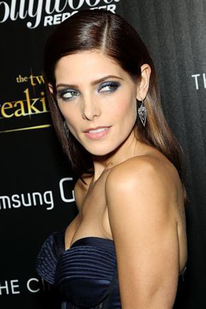 Ashley Greene The Twilight Saga Breaking Dawn Part 2 screening in New York 11/15/12