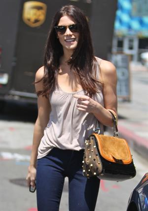 Ashley Greene Los Angeles Candids May 30th 2012