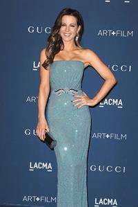 Kate Beckinsale LACMA 2013 Art Film Gala in LA on November 2, 2013