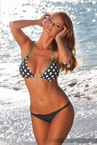 Dana Harem in a bikini