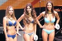 Ekaterina Surgucheva in a bikini