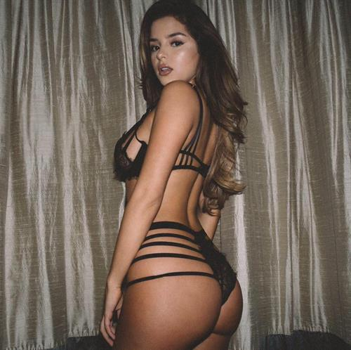 Demi Rose Mawby - ass