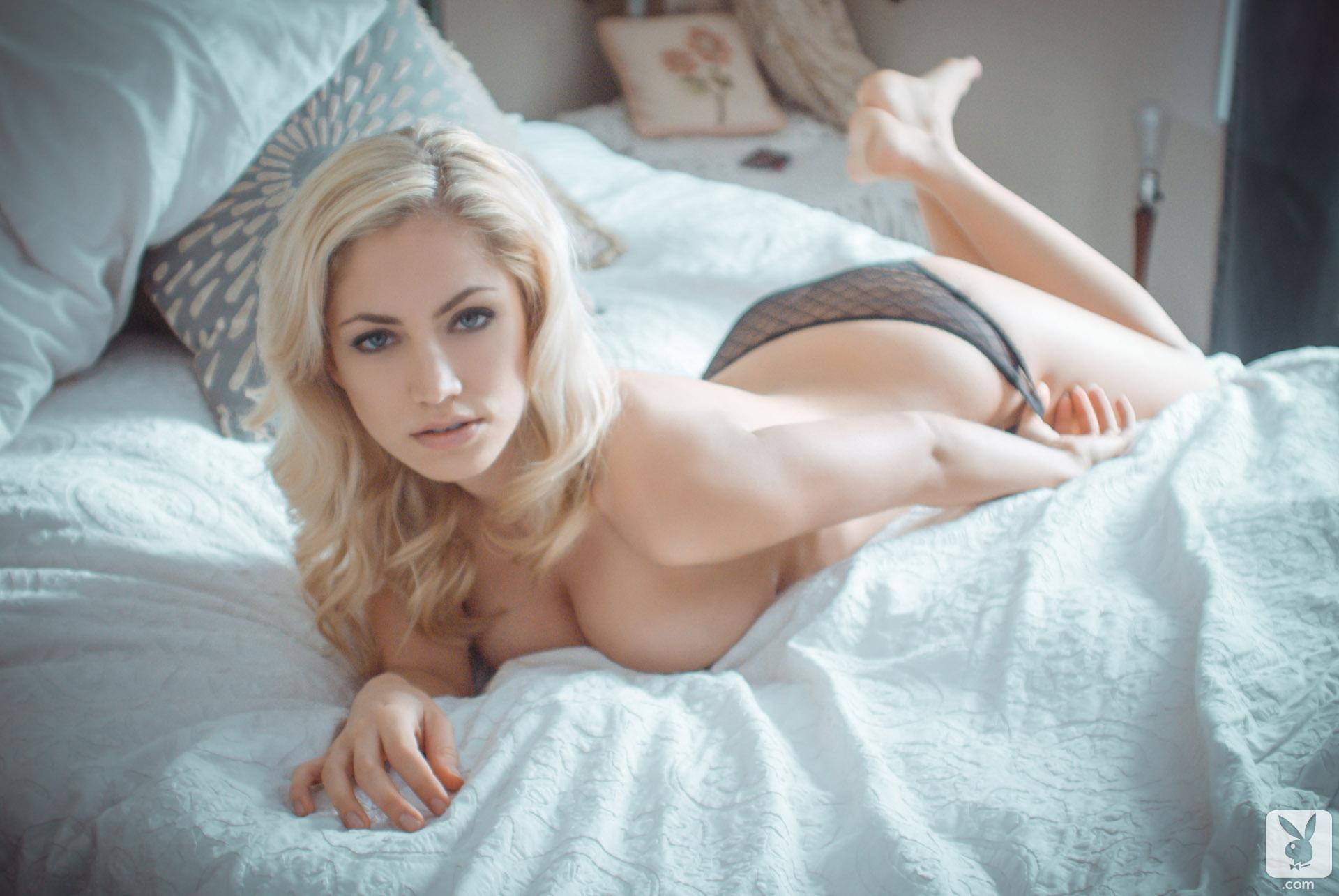 Jade Bryce in lingerie