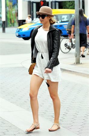 Jennifer Lawrence Santa Monica on June 17, 2012