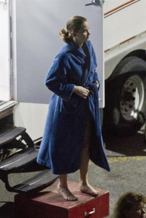 Jennifer Lawrence s On the Set of X-Men: Days of Future Past - Montreal, Canada (May 31, 2013)
