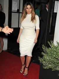 Kim Kardashian Dream For Future Africa Foundation Gala -- Beverly Hills, Oct. 24, 2013