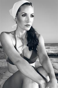 Krista Dawn in a bikini
