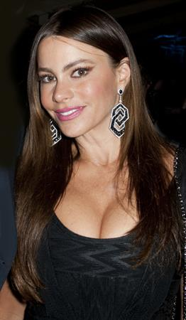 Sofia Vergara the New Yorkers White House Correspondents Dinner Party on April 27, 2012