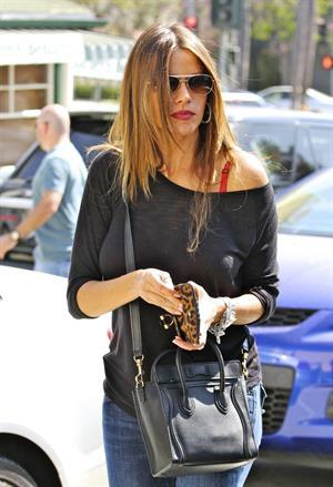 Sofia Vergara in Los Angeles - October 7, 2012
