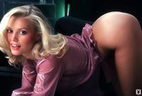 Vintage Playboy Playmate Gina Goldberg