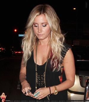 Ashley Tisdale out in Hollywood June 2, 2012