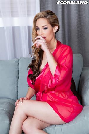 Desiree Vega from ScoreLand