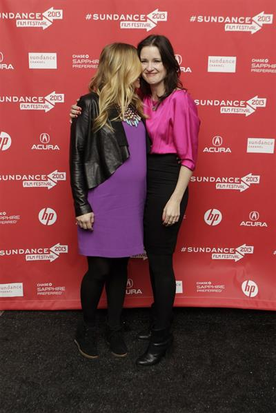 Kristen Bell at the 'The Lifeguard' premiere in Park City - January 19, 2013
