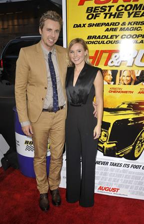 Kristen Bell - Hit and Run Hollywood Premiere in Los Angeles - August 14, 2012