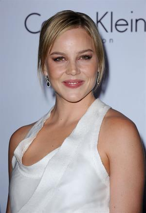 Abbie Cornish 1st annual celebration for LA Arts Monthly and Art on January 28, 2010