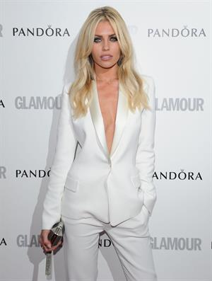Abigail Clancy Glamour Women of the Year Awards in London on May 29, 2012