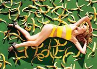 Malin Akerman in a bikini