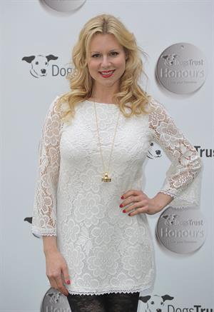 Abi Titmuss 21st dog trust awards in London May 21, 2012