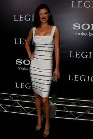 Adrianne Palicki Legion Los Angeles premiere at Arclight Cinema's Cinerama Dome on January 21, 2010