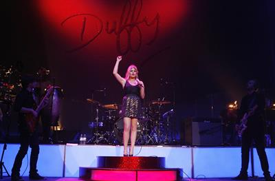 Aimee Anne Duffy performs live at the Carling Academy Brixton on August 12, 2008