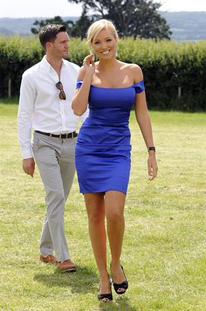 Aisleyne Wallace Duke of Essex Polo Trophy July 9, 2011