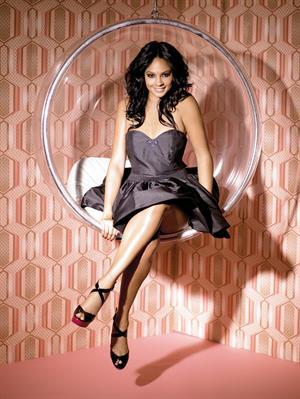 Alesha Dixon - Xevi muntane Photo-shoot - August 2009