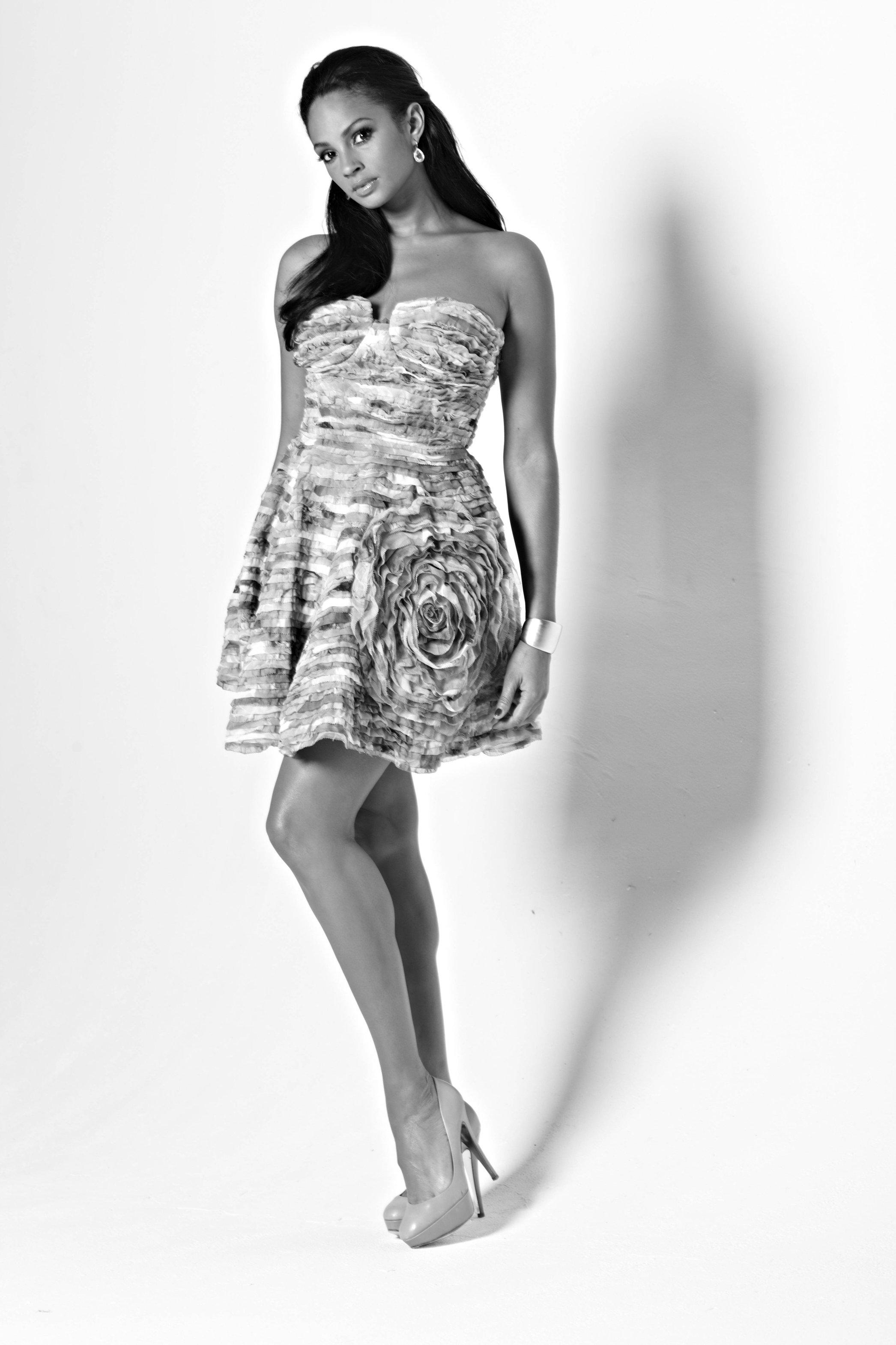 Alesha Dixon - Sean-cook photoshoot