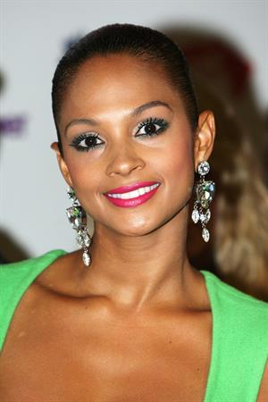 Alesha Dixon - Capital Radio Summertime Ball in London