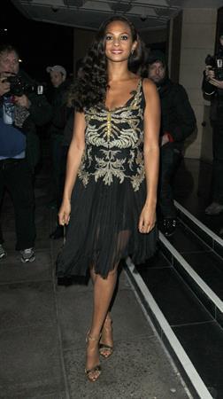 Alesha Dixon - Britains Got Talent Show party - 13-05-12