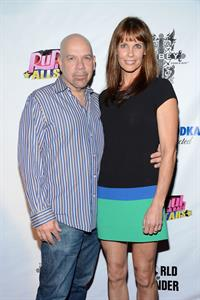 Alexandra Paul  Rupaul's Drag Race: All Stars  Premiere Party (Oct 16, 2012)