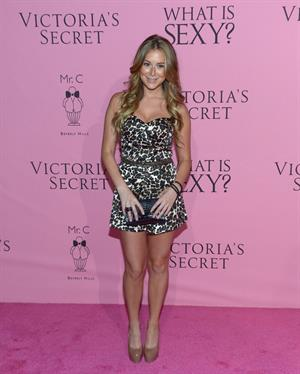 Alexa Vega attending Victoria's Secret  What is Sexy?  party in Beverly Hills on June 5, 2012