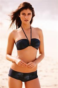 Katarina Ivanovska in a bikini