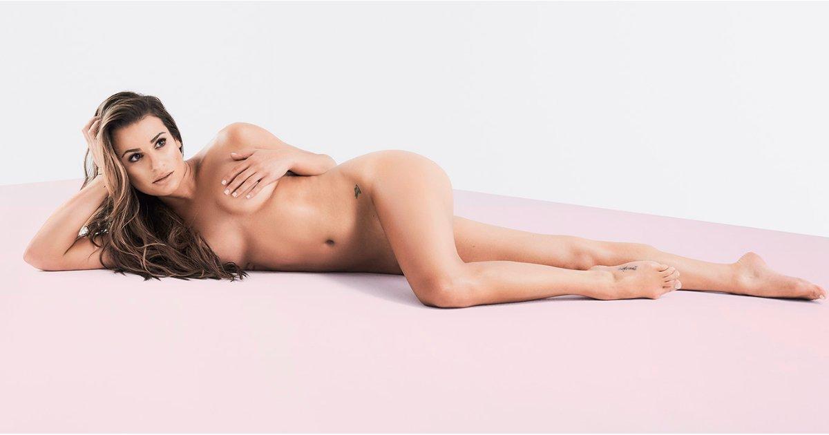 Lea Michele - breasts