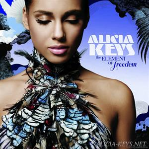 Alicia Keys Element of Freedom album promos 2009