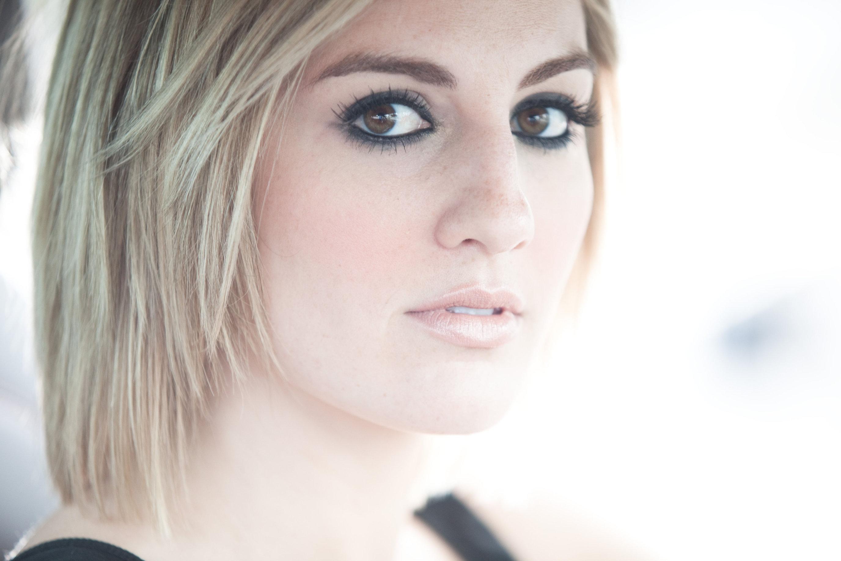 Alison Haislip Collin Stark photoshoot