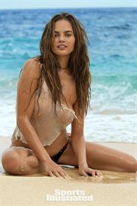 Chrissy Teigen for Sports Illustrated Swimsuit Edition 2017