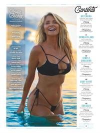 Christie Brinkley for Sports Illustrated Swimsuit Edition 2017