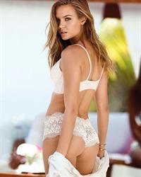 Josephine Skriver in lingerie - ass