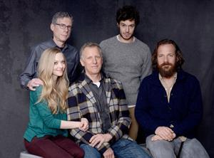 Amanda Seyfried  Lovelace  Portraits at Sundance 1/22/13