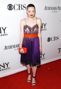 Amanda Seyfried - 66th Annual Tony Awards in  New York  -  10 June, 2012
