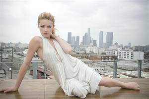 Amber Heard Bobby Quillard photoshoot