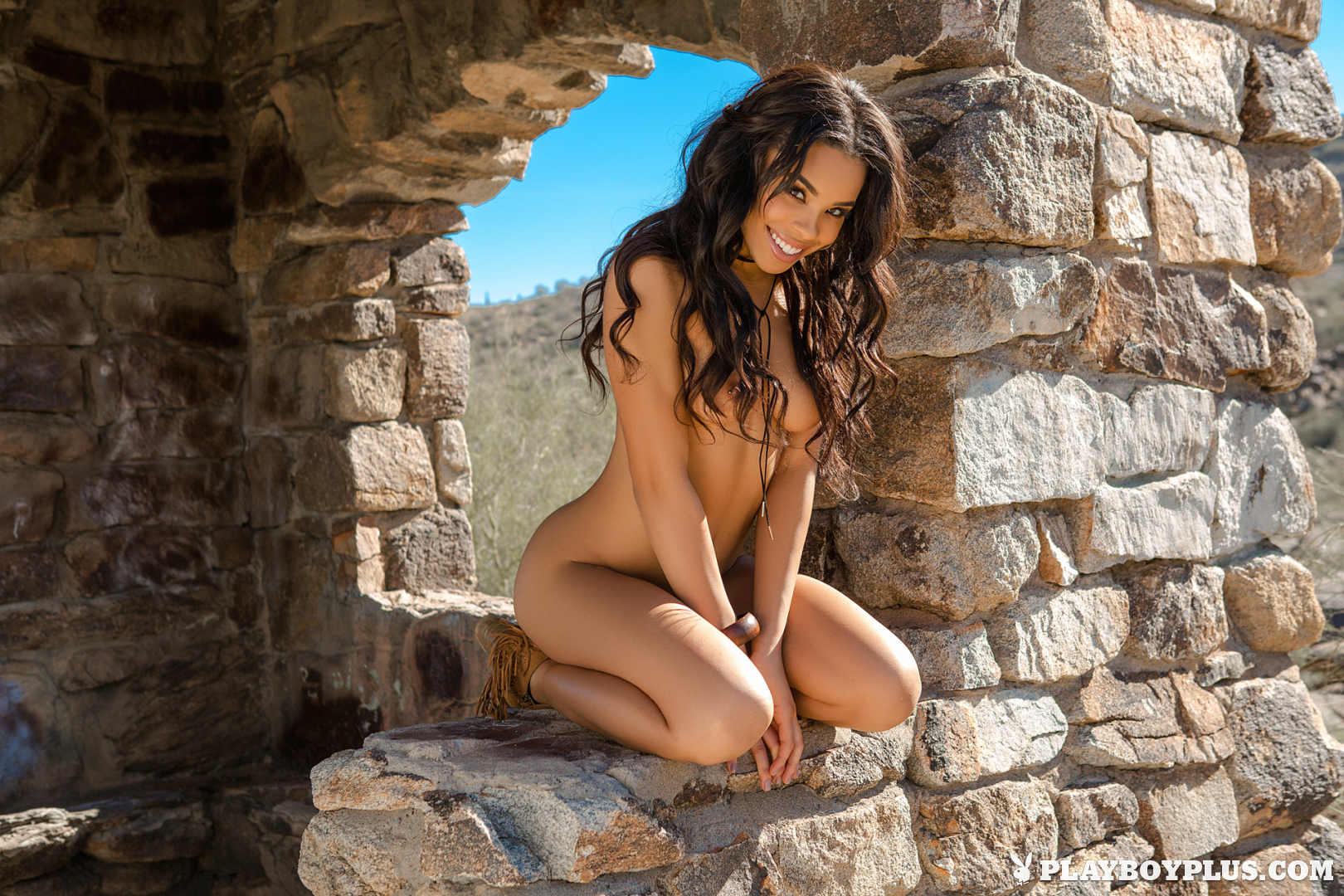 Playboy Cybergirl Briana Ashley Nude Photos & Videos at Playboy Plus!