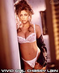 Chasey Lain in lingerie
