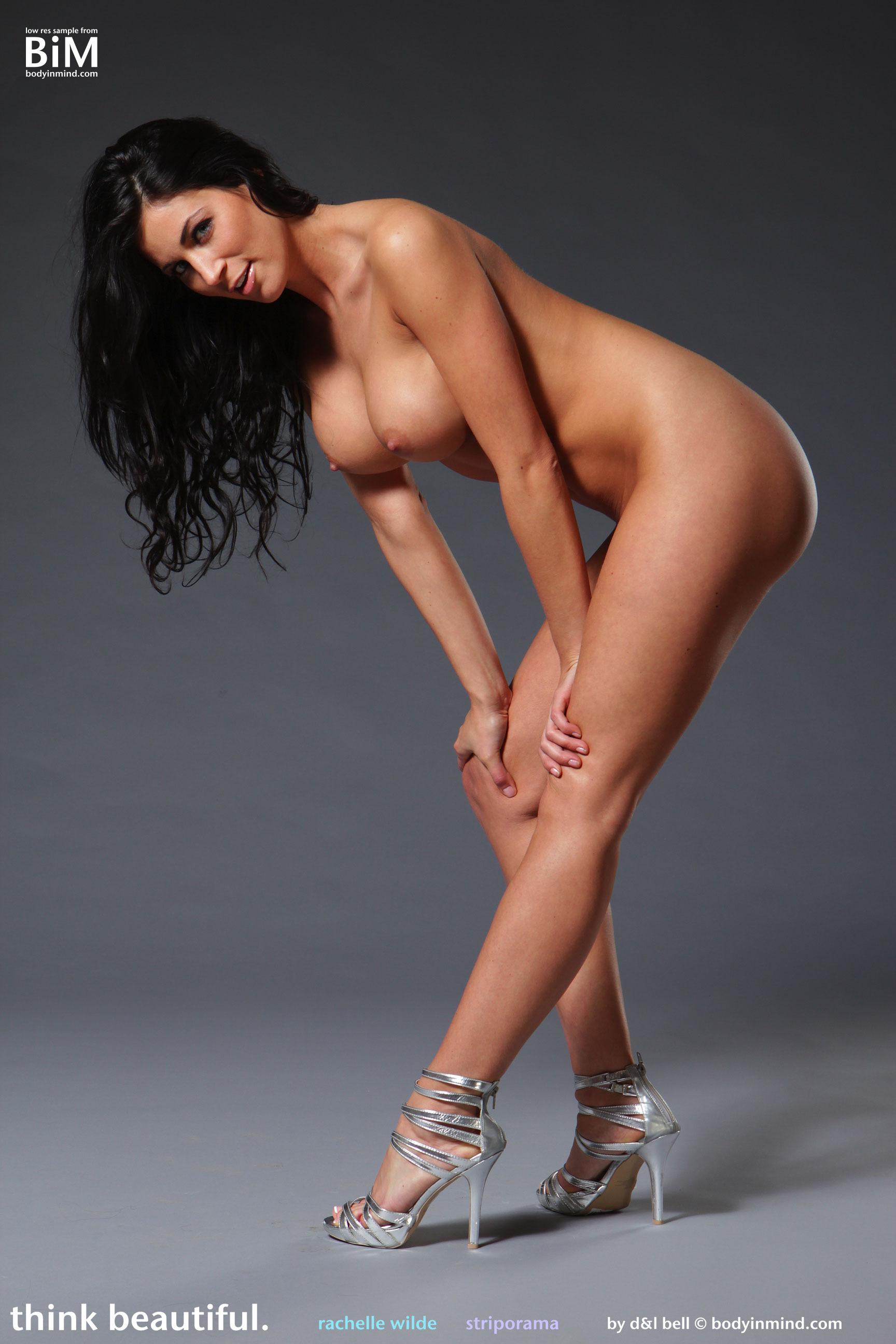 Nackt Rachelle Wilde  All Rachelle