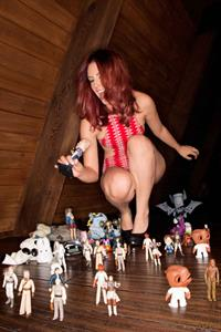 Meg Turney Playboy photoshoot