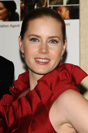Amy Adams 68th annual Motion Picture Clubs Awards Luncheon in New York City